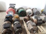 Çeşitli KW larda Testten geçmiş Motorlar