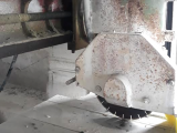 Satılık Toya Marka Çalışır Vaziyette Mermer Yan Kesme Makinesi