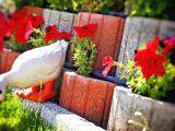 set çiçeklik Terra blok